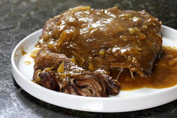 crockpot beef brisket