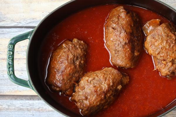 Beef Rolls - Rouladen