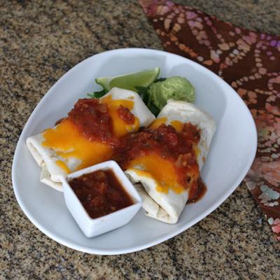 turkey burrito