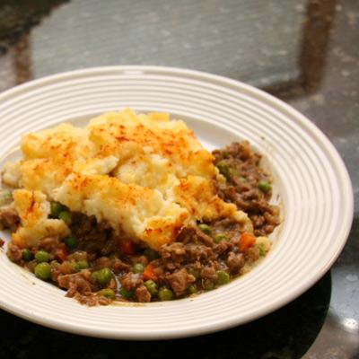 shepherd's pie with beef