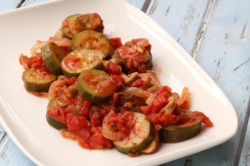 creole zucchini