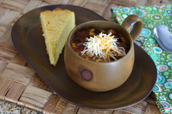 enchilada soup, chicken
