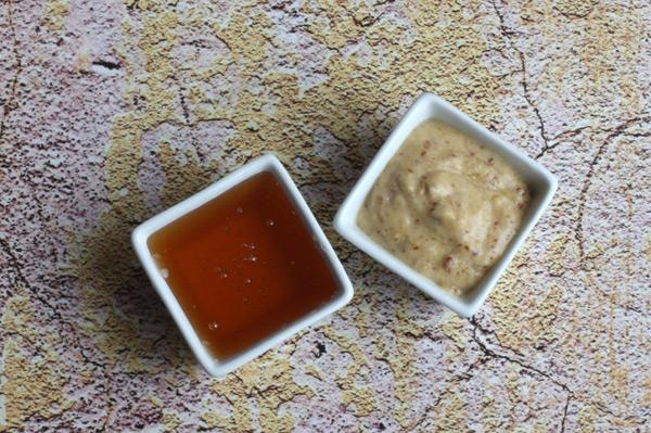 honey and mustard