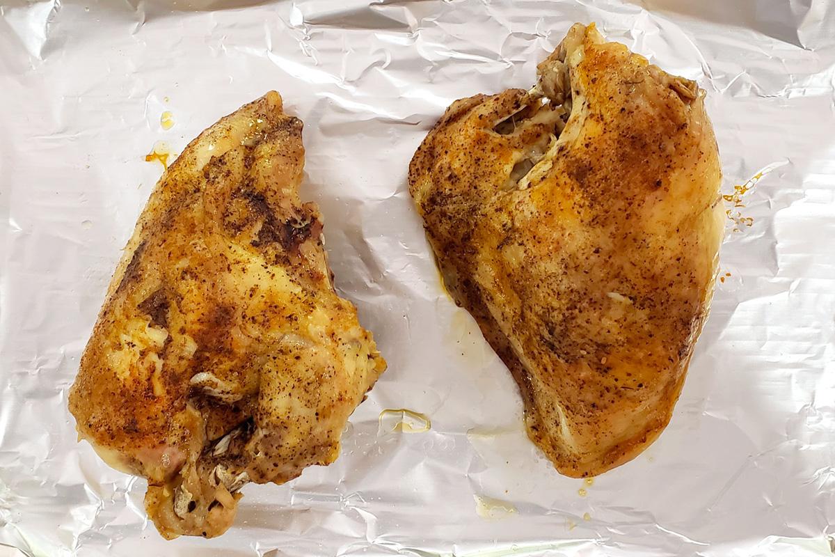Instant Pot Split Chicken Breasts Recipe