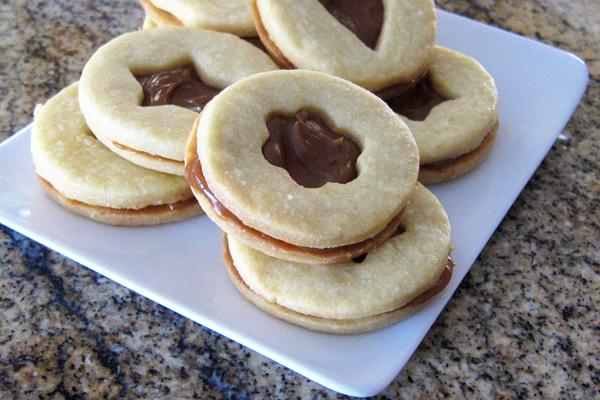 filled sugar cookies
