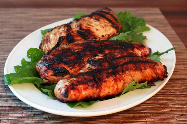 grilled turkey tenders